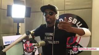 DJ Sbu explains the message behind his new single 'Ndingubani' feat. Zahara, Rabs Vhafuwi