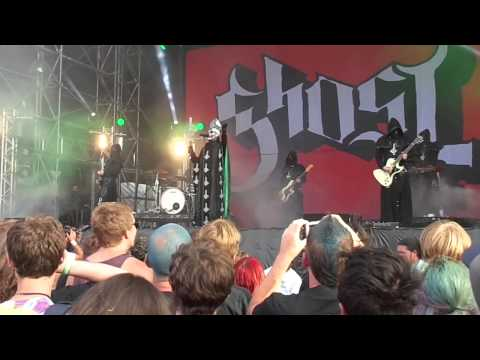Ghost - Big Day Out 2014