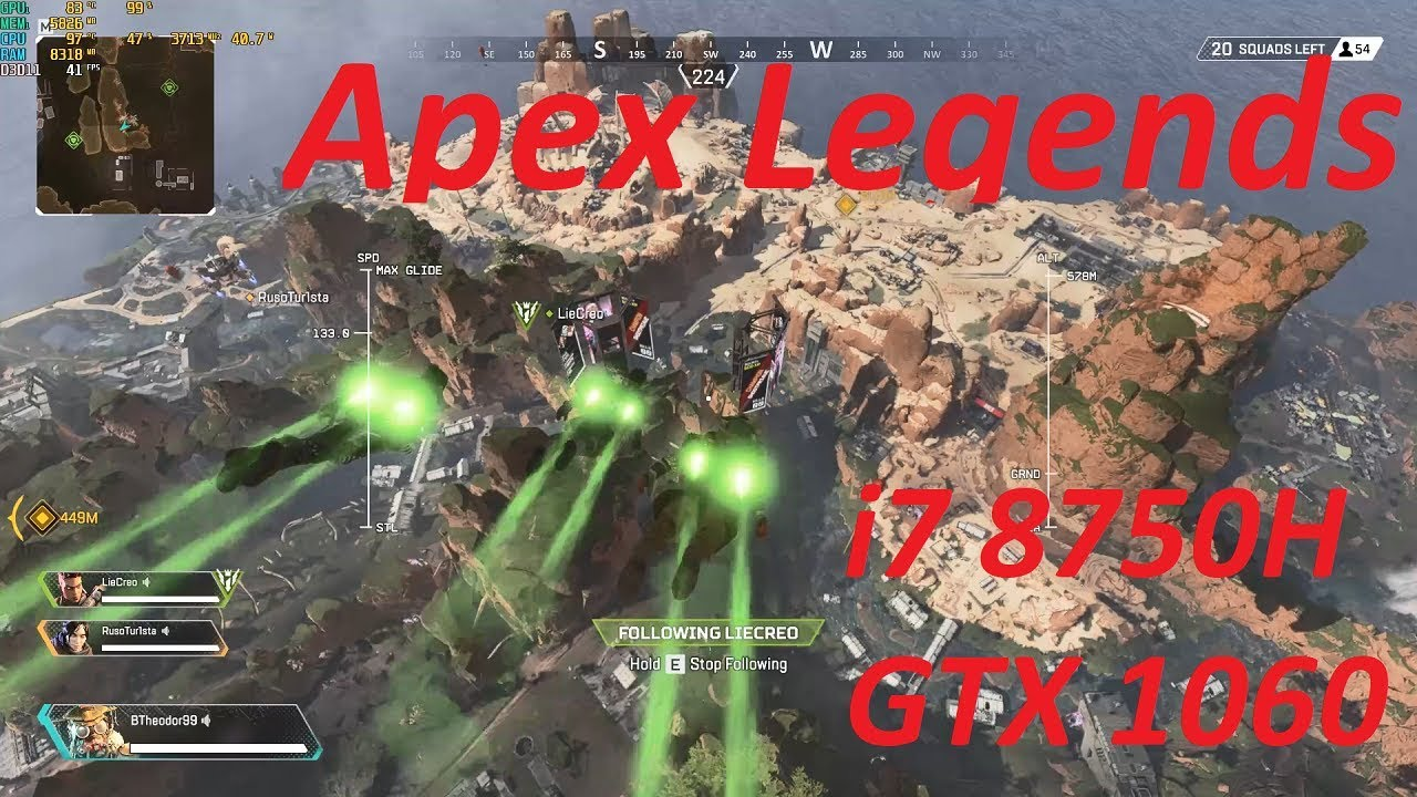 5 Best Laptops for Apex Legends - How To Play With no Stuttering [2019]