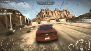 EA Need for Speed Rivals - 2015 Mustang Gameplay