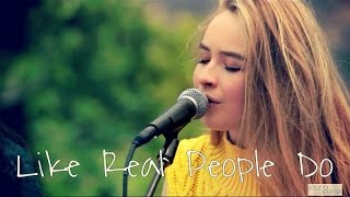 Sabrina Carpenter-Like Real People Do (Subtitulada a Español)