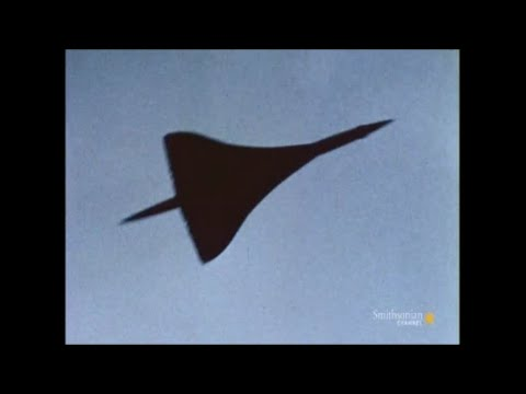 Concorde airplane (documentary)
