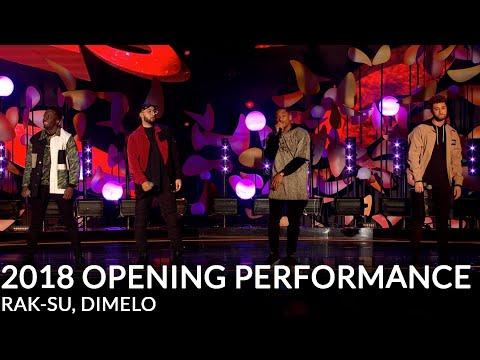 National TV Awards Opening Performance - Rak-Su