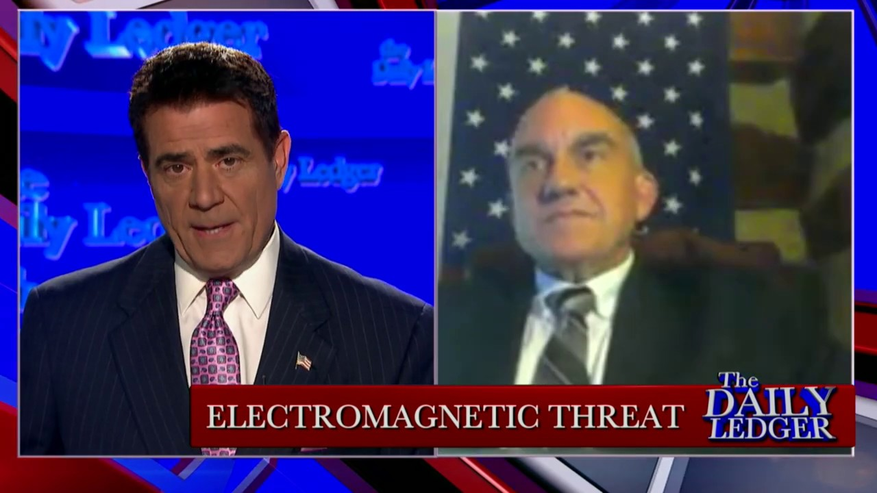 Executive Director of the EMP Task Force, Peter Pry, on the EMP Attack Threat
