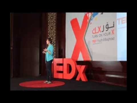 Yossor Jamal at TEDxYouth@Baghdad