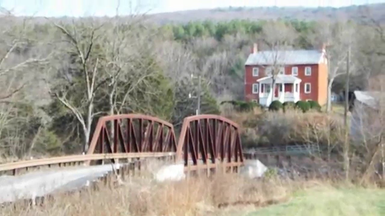 Water fountains virginia - Seven Fountains Steel Bridge Fort Valley Virginia Water Advocacy