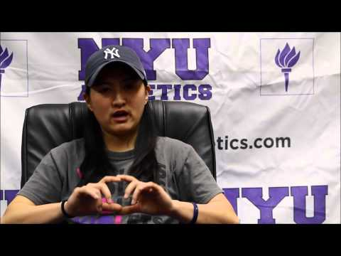 #4 of the NYU Athletics Top 10: Women