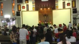 Catholic Cathedral of St. Joseph, MIRI, Sarawak, Malaysia