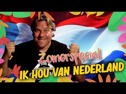 IK HOU VAN NEDERLAND - DE JENSEN SHOW #198