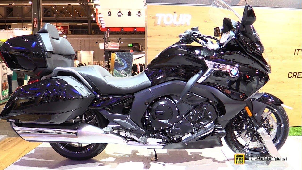 2018 Bmw K1600 Grand America Walkaround 2017 Eicma Milan Motorcycle Exhibition