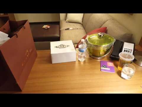 Hyatt Place Hotel Room Tour!