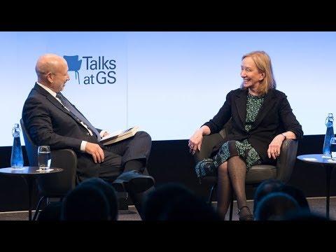 "Doris Kearns Goodwin on ""Leadership: In Turbulent Times"""