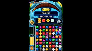 Bejeweled Twist (2010, Nintendo DS) - Classic Mode (Take 1)[720p60]