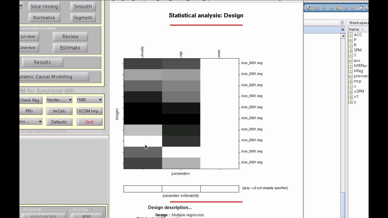 Andy's Brain Blog: Multiple Regression in SPM