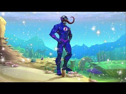 Wrong Heads Body Funny Disney Hulk Frozen Elza Venom Flash Faces Finger Family Nursery Song Kids