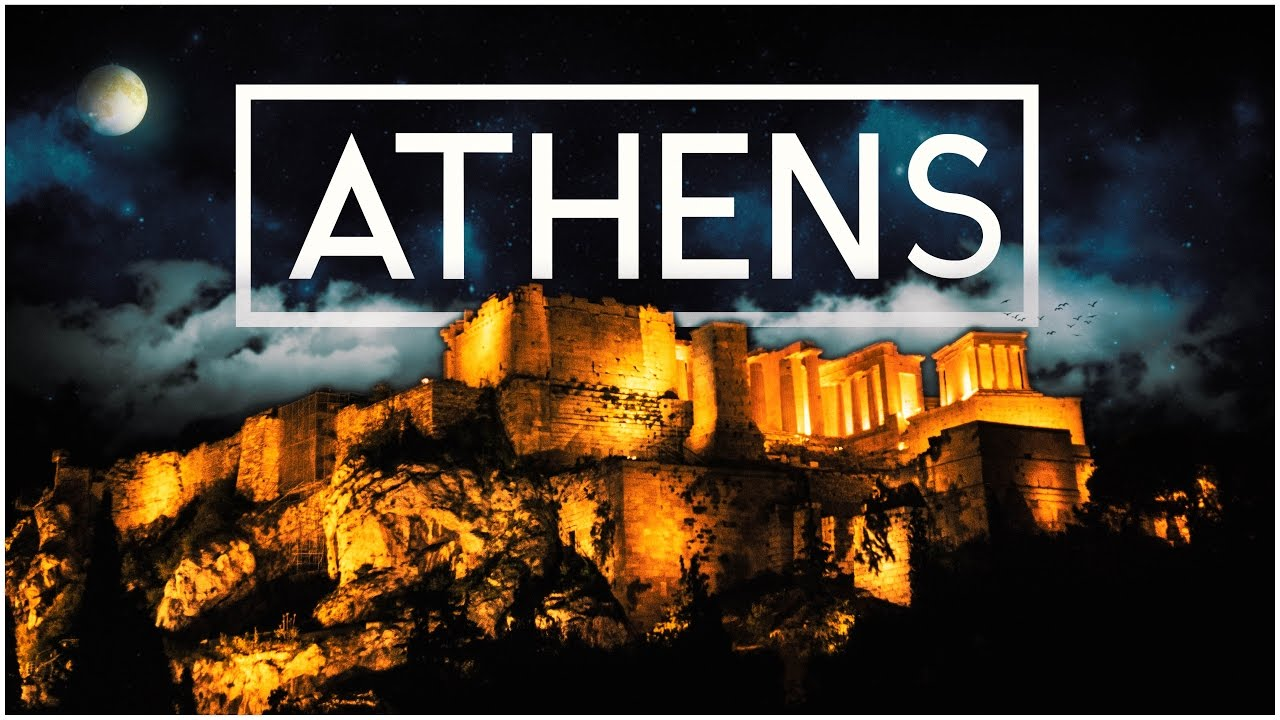 ATHENS - Travel Montage Edit // Travel Video (Trip to Greece)