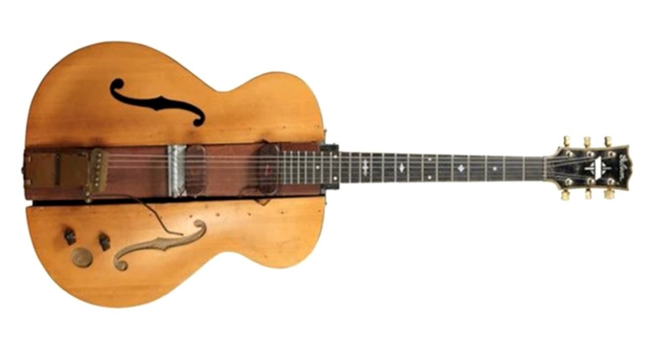 The TRUTH about Les Paul's First Guitar