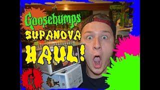 Goosebumps Supanova Haul!