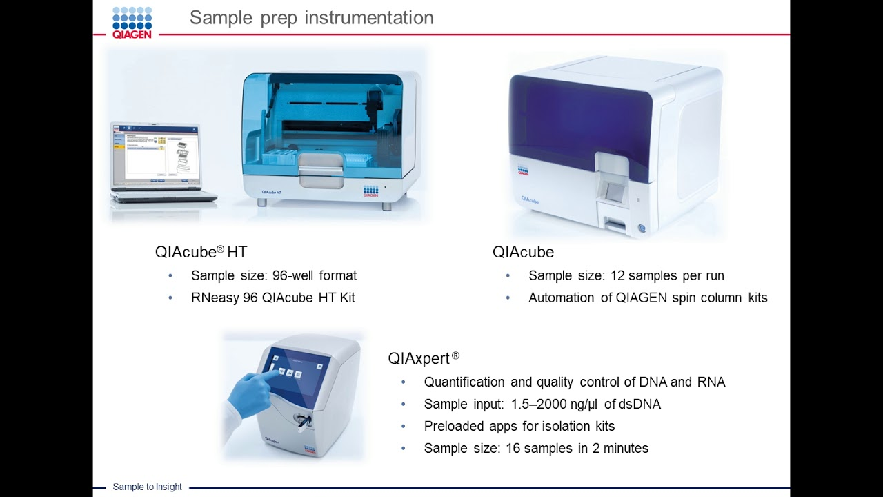 Sample To Insight Everything You Need To Know About Rna Sequencing Youtube