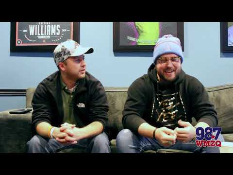 WMZQ Trending - Mitchell Tenpenny Reveals To WMZQ What Touring With His Brother Is Like