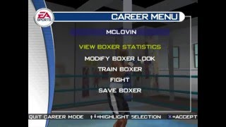 Knockout Kings 2001 Gameplay
