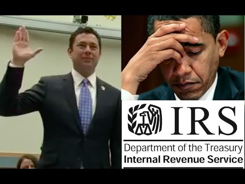Jason Chaffetz Testifies to Congress About Obama and IRS Cri