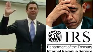 Jason Chaffetz Testifies to Congress About Obama and IRS Crimes!