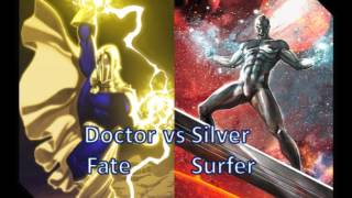 The War Club-Doctor Fate vs Silver Surfer