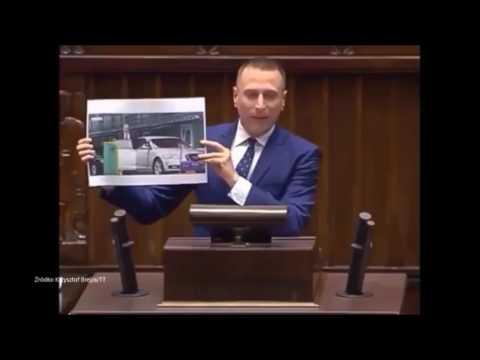 Poseł Krzysztof Brejza masakruje pewną wizytę