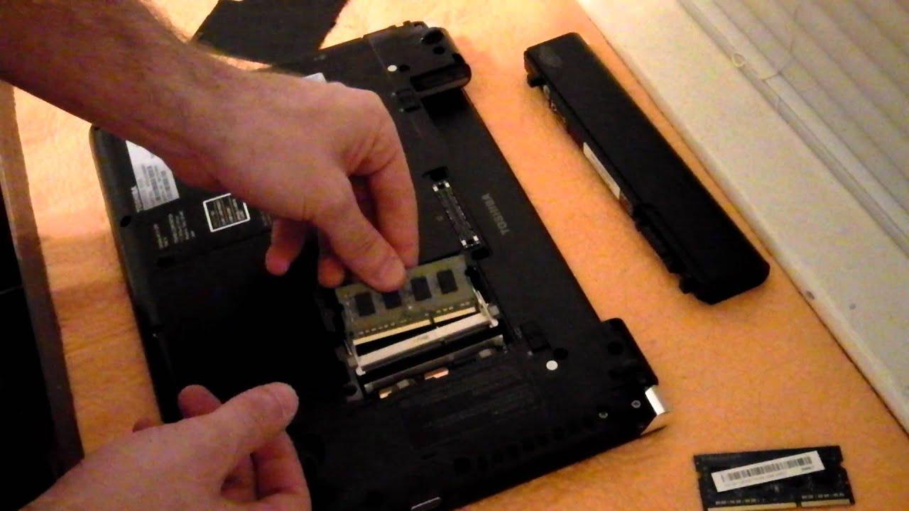 4GB KIT 2 x 2GB Toshiba Satellite C650D-00D C650D-00E C650D-00H Ram Memory