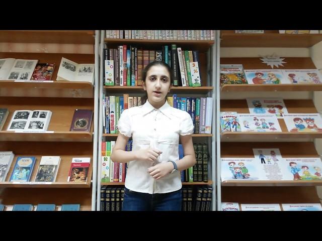 Изображение предпросмотра прочтения – МанеСимонян читает произведение «Накануне светлого праздника» Н.А.Некрасова