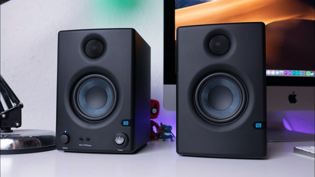 10 Best Studio Monitors Under $100 (2019 Reviews) - GuitarJunky