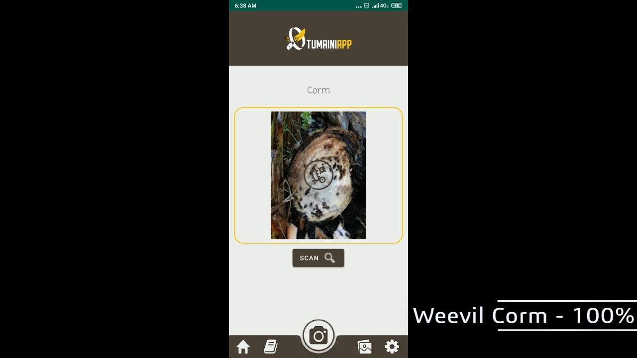 Tumaini Mobile App