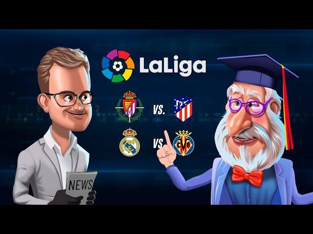 Pronóstico Deportivo: LALIGA ¿Será para Atl. Madrid o para el Real Madrid? - Curubito 20/5/21
