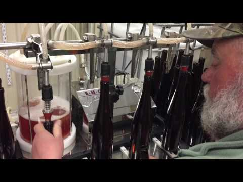 Bottling Line For Small Or Start-up Winery