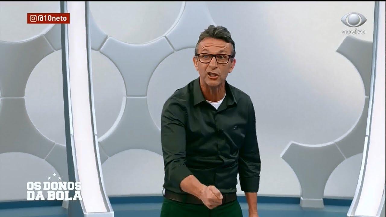 Neto: Se eu ganhasse na loteria, pagaria o estádio do Corinthians