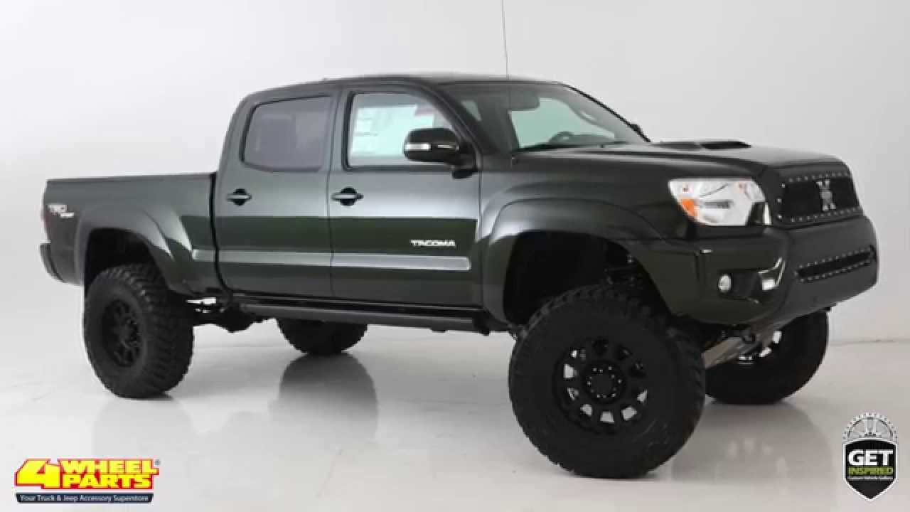 Toyota Pickup Parts >> 2014 Toyota Tacoma Parts By 4 Wheel Parts