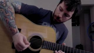 The Black Keys - Fire Walk With Me - Nick Hill (guitar cover)