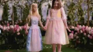 Princess and the Pauper My Size Barbie Doll commercial 2004