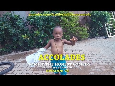 ACCOLADES Family The Honest Comedy Episode 74