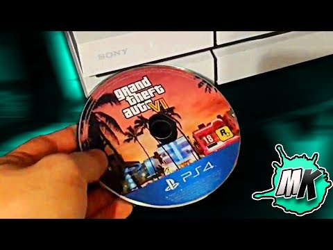 Guy Puts GTA 6 In A PS4 And What Happens Next Is Mind Blowing (Sernandoe)