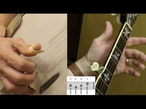 5-String Bluegrass Banjo Lesson: