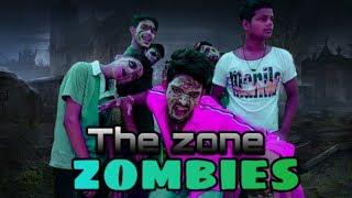 The zombie  zone //the comrdy bar/Zone 261 (Zon 261) - (Zombie Movie)