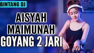 DJ MAIMUNAH DI TIKUNG JAMILAH GOYANG 2 JARI 2018 MELODY BASS 1 Mp3