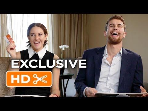 Insurgent - Guests: Shailene Woodley & Theo James | Weekend Ticket | Versus Game