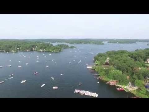 Byrams Cove Sunday Funday - 500 Boats, 1 Cove - Lake Hopatcong, NJ