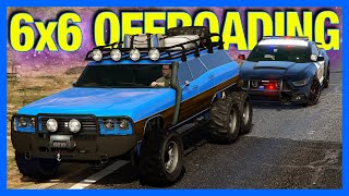 GTA FiveM Roleplay : The Ultimate Offroaders!! (GTA FiveM RP)