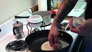 Skinhead Gourmet Episdoe Viii: Quesadillas!