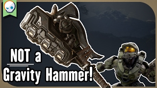 Halo Theory: How the Gravity Hammer Works! | Gnoggin