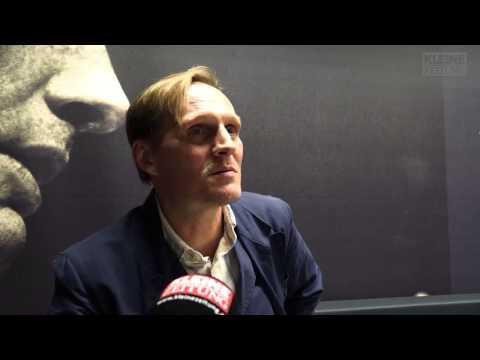 Schauspieler Georg Friedrich im Interview bei der Diagonale